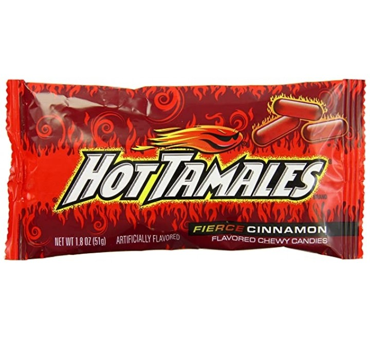 Hot Tamales Fierce Cinnamon (51g)