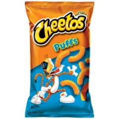 Cheetos Jumbo Puffs, Large Bag (249g)