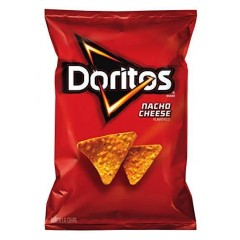 Doritos Nacho Cheese, Large bag (453g)