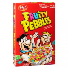 Post Fruity Pebbles Cereal (581g)