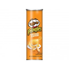 Pringles Cheddar Cheese (158g)