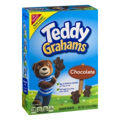 Teddy Grahams Chocolate Snacks (283g)