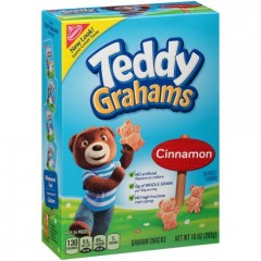 Teddy Grahams Cinnamon Snacks (283g)