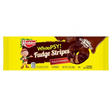 Keebler Whoopsy Fudge Stripes (66g)