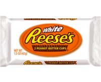 Reese's Peanut Butter Cups, White (2-pack) (39g)